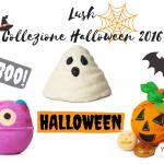 Lush collezione Halloween 2016, zucche e fantasmini per le tue coccole