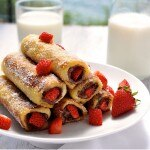 ricetta NUTELLA FRENCH TOAST