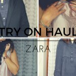 Try on HAUL Zara