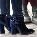 Scarpe velluto: Le più belle ora nei negozi!