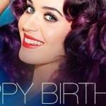 Buon compleanno Katy Perry! – I suoi dieci video più belli