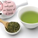 Come realizzare un tonico al tè verde