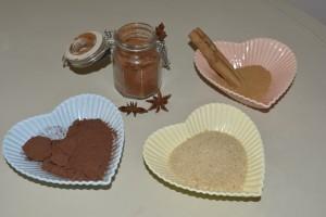 Ingredienti zuccheri aromatizzati