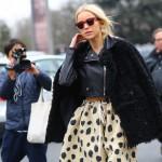 Pelliccia ecologica: come indossarla copiando lo street style