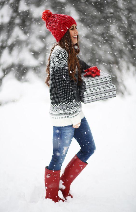 maglioni natalizi norvegesi