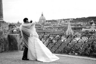dove acquistare l'abito da sposa a roma