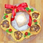 Centrotavola di Natale alla Nutella – VIDEO RICETTA