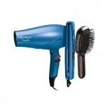 Linea 4D Therapy di GAMA: capelli più belli con ozono e ioni