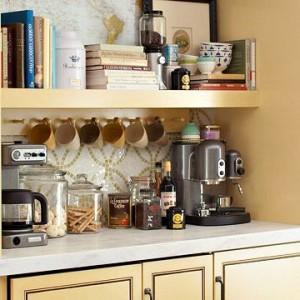 organizzare spazio in cucina