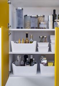 organizzare cucina