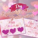 DIY Bigliettino San Valentino: Gratta e vinci!
