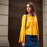 Color Senape: Come abbinarlo in Primavera?