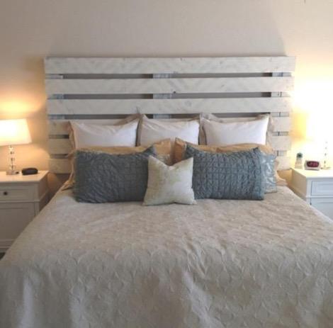 Testate da letto fai da te idee e consigli foto wegirls - Testate del letto fai da te ...