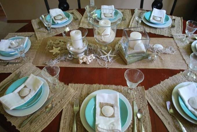 Come apparecchiare una tavola estiva idee e consigli per - Idee per apparecchiare la tavola ...