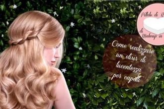 Come realizzare un elisir di lucentezza per capelli