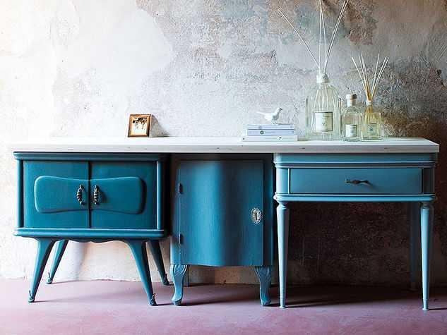 Vecchi mobili come ridargli vita per arredare casa con il for Riciclo arredo
