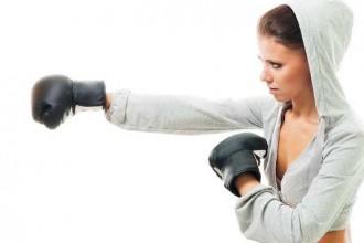 kickboxing femminile