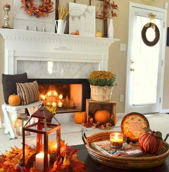 Autunno idee originali per decorare la casa wegirls for Mille idee per arredare la casa