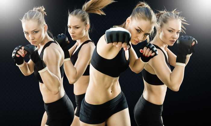 Kickboxing femminile 10 buoni motivi per tirare pugni - Allenamento kick boxing a casa ...