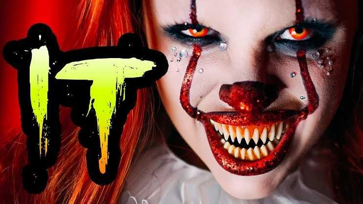 Come realizzare un trucco halloween il clown Pennywise