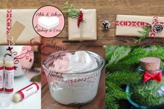 cosmetici fai da te da regalare a Natale
