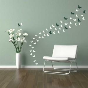 decorare-la-casa-addobbi-primavera-parete